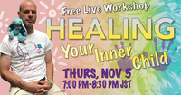 healing inner child 2020 nov 5th 7pm