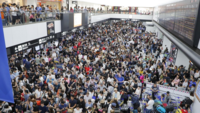 2019 sep 09 narita packed photo from kyodonews.net