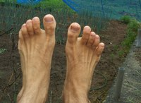 2020 june 14 my feet were here