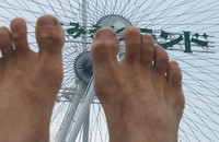 2020 jun 30 ferris wheel feet
